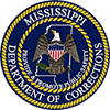 Mississippi Department of Corrections Logo